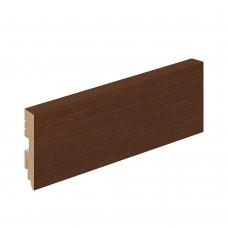 Плинтус напольный Тип-0, цвет: Brown Oak