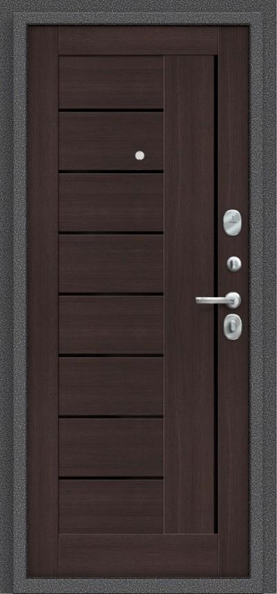 Porta S 109.П29, цвет: Антик Серебро/Wenge Veralinga