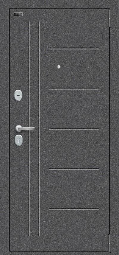 Porta S 109.П29, цвет: Антик Серебро/Bianco Veralinga