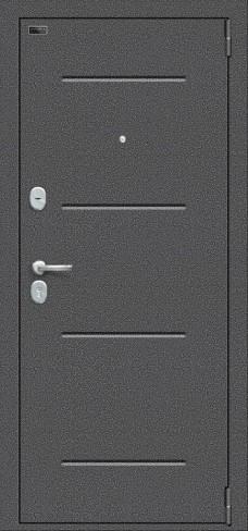 Porta S 104.К32, цвет: Антик Серебро/Wenge Veralinga