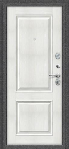 Porta S 104.К32, цвет: Антик Серебро/Bianco Veralinga