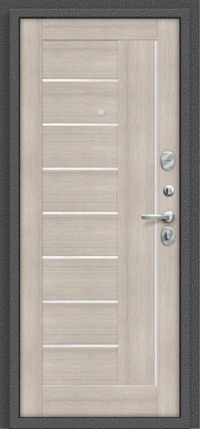 Porta S 109.П29, цвет: Антик Серебро/Cappuccino Veralinga