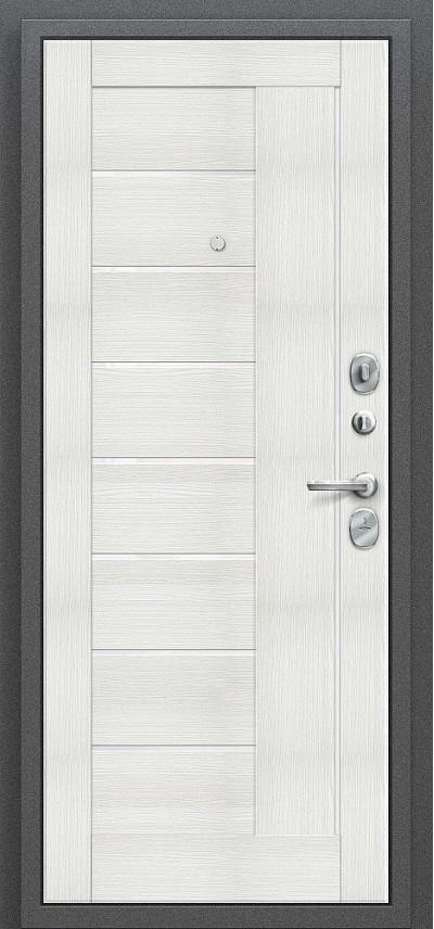Проф, цвет: Антик Серебро/Bianco Veralinga