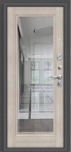 Porta S 104.П61, цвет: Антик Серебро/Cappuccino Veralinga