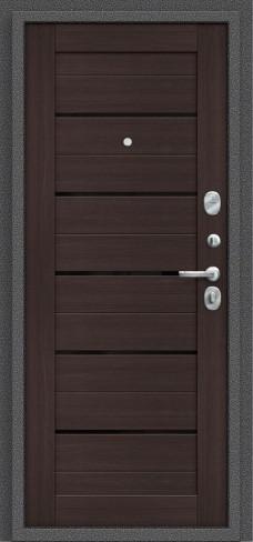 Porta S 104.П22, цвет: Антик Серебро/Wenge Veralinga